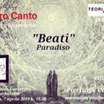 "D'altro Canto: ""Beati"", Paradiso II"