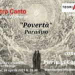 """D'altro Canto: """"Povertà"""", Paradiso III"""